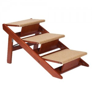 Pet Studio Pine Frame Dog Ramp 3