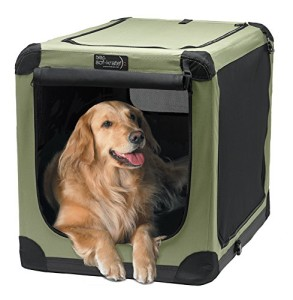 NOZTONOZ Sof-Krate Indoor-Outdoor Pet Home 42""