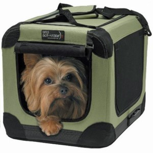 NOZTONOZ Sof-Krate Indoor-Outdoor Pet Home 21""