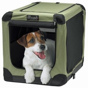 NOZTONOZ Sof-Krate Indoor-Outdoor Pet Home 26""