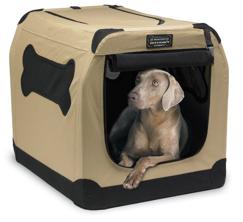 Small Fabric Dog Crate